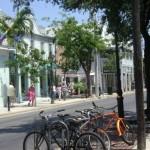 Duval Street bikes