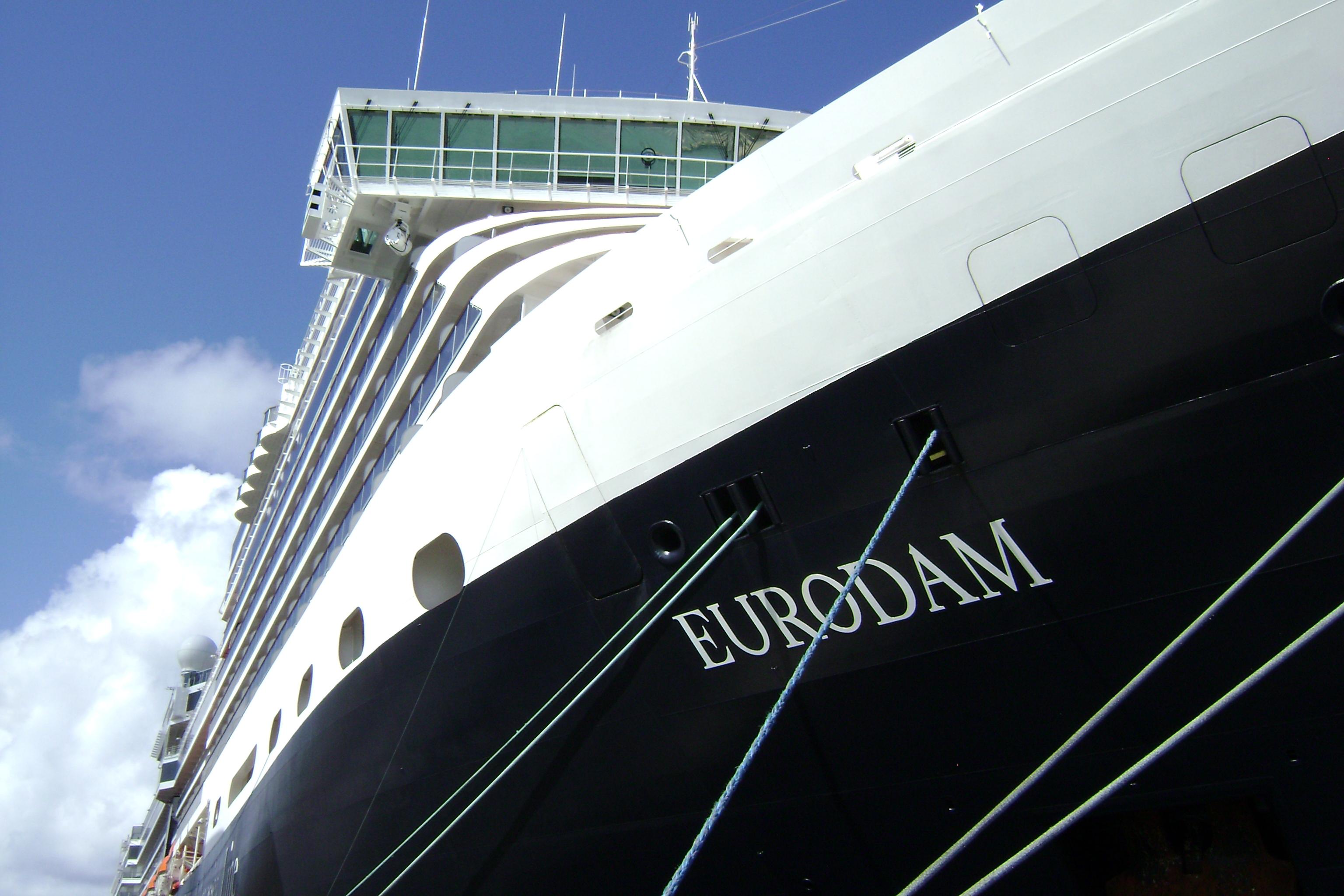 Holland America – Eurodam
